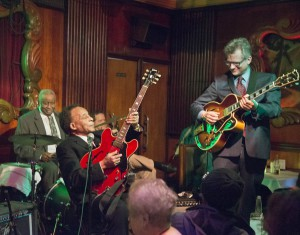 Celebrating George Freeman's 90th @ Green Mill